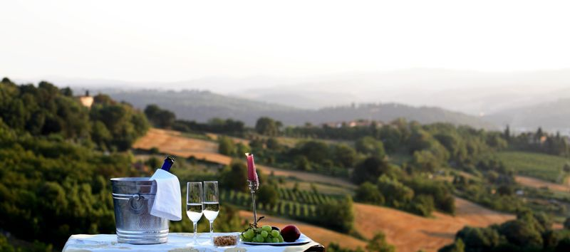 Autumn in Chianti - Tuscany 5